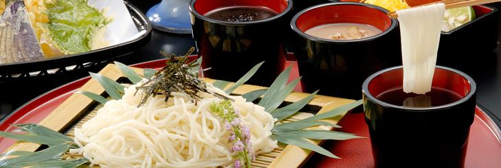 うーめんを美味しく食べるゆで方や伝統料理、オリジナルレシピをご紹介 ★今後、定期的に更新してまいりますので、プリントして保管して頂くと便利です